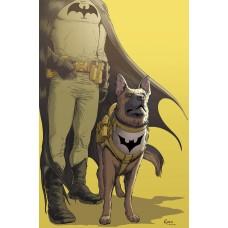 BATMAN URBAN LEGENDS #11 CVR B KARL MOSTERT VAR