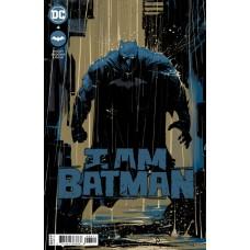 I AM BATMAN #4 CVR A GERARDO ZAFFINO