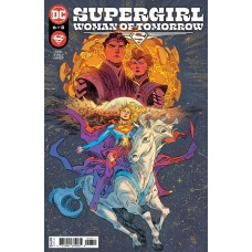 SUPERGIRL WOMAN OF TOMORROW #6 (OF 8) CVR A BILQUIS EVELY