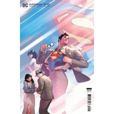 SUPERMAN 78 #5 (OF 6) CVR B JAMAL CAMPBELL CARD STOCK VAR
