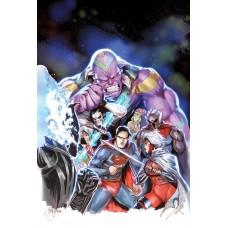 SUPERMAN VS LOBO #3 (OF 3) CVR A MIRKA ANDOLFO (MR)