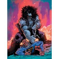 SUPERMAN VS LOBO #3 (OF 3) CVR B DANIEL WARREN JOHNSON VAR (MR)