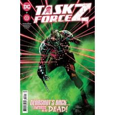TASK FORCE Z #3 CVR A EDDY BARROWS & EBER FERREIRA