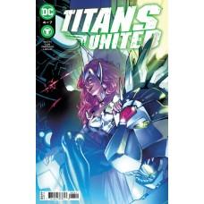 TITANS UNITED #4 (OF 7) CVR A JAMAL CAMPBELL