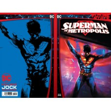 Future State: Superman of Metropolis #1 Jock Team Variant