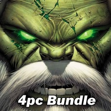 MAESTRO WAR AND PAX #1 REG AND VARIANT COVER BUNDLE