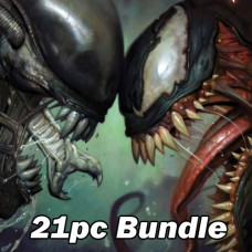 MARVEL VS ALIEN ROUND 1 VARIANT COVER BUNDLE
