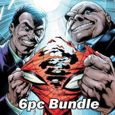 AMAZING SPIDER-MAN #56 #57 #58 REG AND VARIANT COVER BUNDLE