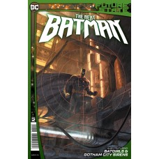 FUTURE STATE THE NEXT BATMAN #2 (OF 4) CVR A LADRONN