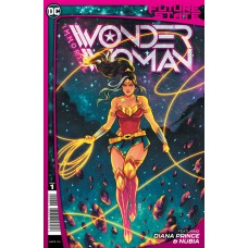 FUTURE STATE IMMORTAL WONDER WOMAN #1 (OF 2) CVR A JEN BARTEL