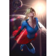 FUTURE STATE KARA ZOR-EL SUPERWOMAN #1 (OF 2) CVR B ALEX GARNER CARD STOCK VAR