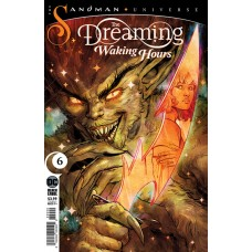 DREAMING WAKING HOURS #6 (MR)
