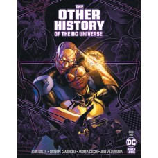 OTHER HISTORY OF THE DC UNIVERSE #2 (OF 5) CVR B JAMAL CAMPBELL VAR (MR)