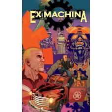 EX MACHINA COMPENDIUM TWO TP (MR)