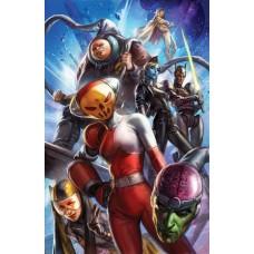 FUTURE STATE LEGION OF SUPER-HEROES #2 (OF 2) CVR B IAN MACDONALD CARD STOCK VAR