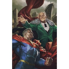 FUTURE STATE SUPERMAN VS IMPERIOUS LEX #2 (OF 3) CVR B SKAN CARD STOCK VAR