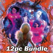 X-MEN GALA REGULAR COVER TIE IN ISSUES BUNDLE