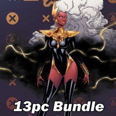 X-MEN GALA CONNECTING VARIANT COVER TIE IN ISSUES BUNDLE