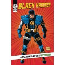 BLACK HAMMER #10 LEMIRE VARIANT