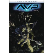 ALIEN VS PREDATOR LIFE AND DEATH TP (MR)