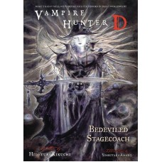 VAMPIRE HUNTER D NOVEL SC VOL 26 BEDEVILED STAGECOACH TP (MR