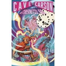 CAVE CARSON HAS A CYBERNETIC EYE #9 (MR)