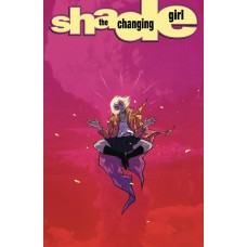 SHADE THE CHANGING GIRL #9 (MR)