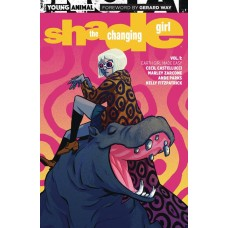 SHADE THE CHANGING GIRL TP VOL 01 EARTH GIRL MADE EASY (MR)