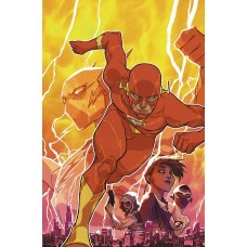 FLASH REBIRTH DLX COLL HC BOOK 01