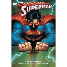 SUPERMAN SAVAGE DAWN TP