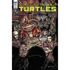 TMNT ONGOING #71 SUBCRIPTION VARIANT