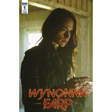 WYNONNA EARP SEASON ZERO #1 (OF 5) PHOTO VARIANT