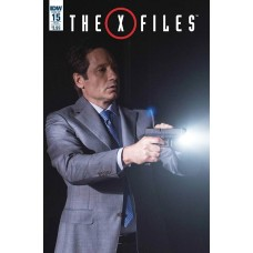 X-FILES (2016) #15 SUBSCRIPTION VARIANT