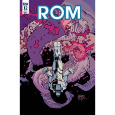ROM #12 SUBSCRIPTION VARIANT B