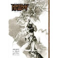 MIKE MIGNOLA HELLBOY ARTIST ED HC (NEW PTG)
