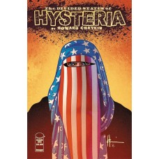 DIVIDED STATES OF HYSTERIA #1 (MR)