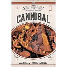 CANNIBAL #6 (MR)