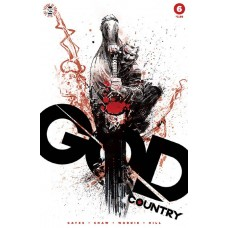 GOD COUNTRY #6 CVR B ZAFFINO (MR)