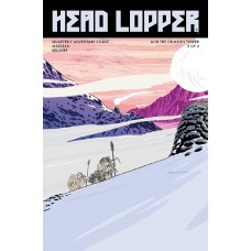 HEAD LOPPER #6 CVR A MACLEAN