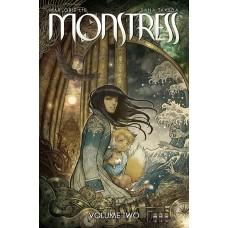 MONSTRESS TP VOL 02 (MR)