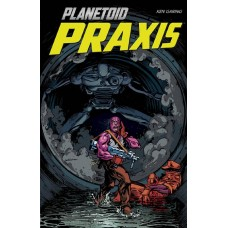 PLANETOID PRAXIS #5 (OF 6) (MR)