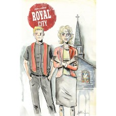 ROYAL CITY #4 (MR)