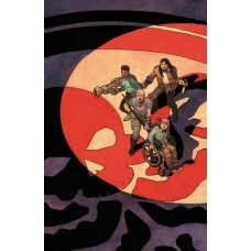 OCCUPY AVENGERS #8 SE