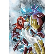 INVINCIBLE IRON MAN #8 CHECCETTO MARY JANE VARIANT