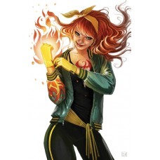 IRON FIST #4 HANS MARY JANE VARIANT