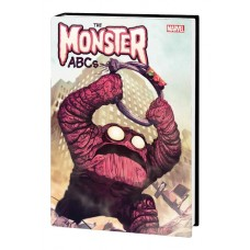 MONSTER ABCS HC