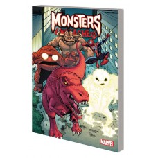 MONSTERS UNLEASHED TP BATTLEGROUND