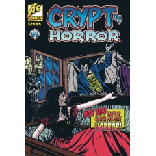 CRYPT OF HORROR #33