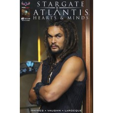 STARGATE ATLANTIS HEARTS & MINDS #2 PHOTO CVR