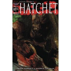 HATCHET #0 LTD ED PHOTO CVR (MR)